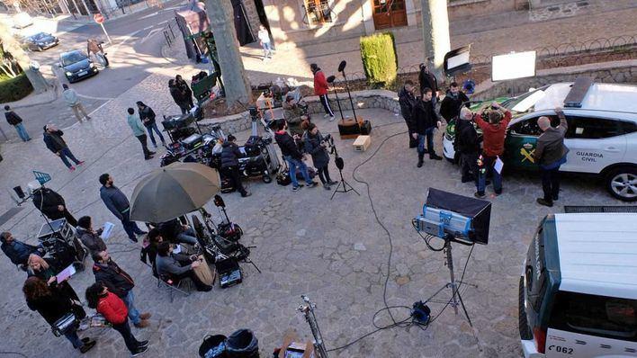 'La caza' arranca en Mallorca el rodaje de su segunda temporada