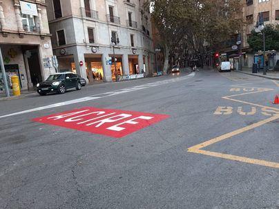Cort se reafirma en la peatonalización de las calles del centro de Palma