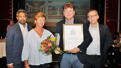 Seis hoteles RIU de Canarias, premiados por TUI Nordic