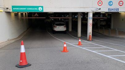 Son Espases, un parking a medias