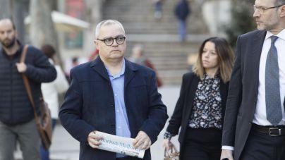 El periodista Kiko Mestre en el juicio: 'El sumario del caso Cursach lo tenía media Palma'