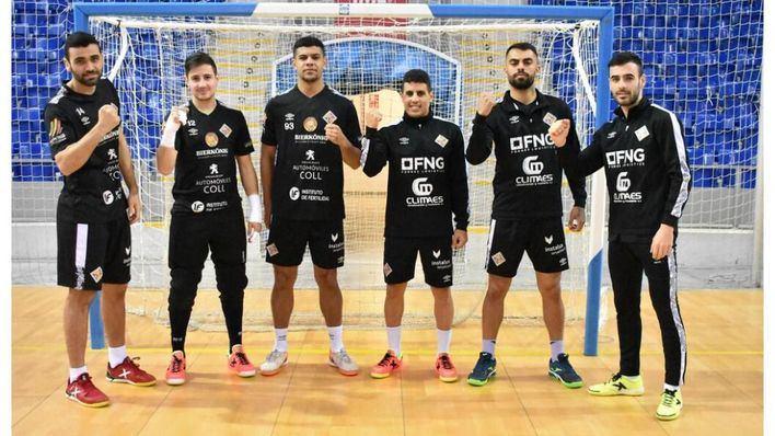 El O'Parrulo Ferrol pone a prueba la fiabilidad del Palma Futsal en Son Moix
