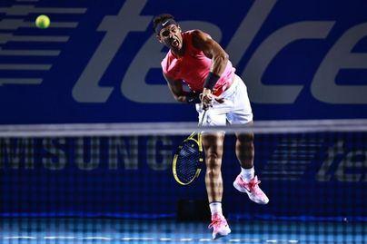 Rafal Nadal alcanza las semifinales de Acapulco tras ganar al surcoreano Soonwoo Kwon