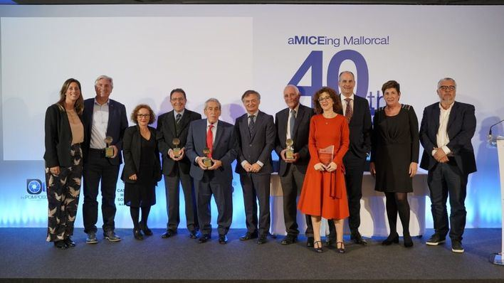 Mallorca Convention Bureau celebra 40 años promocionando la isla como destino de negocios