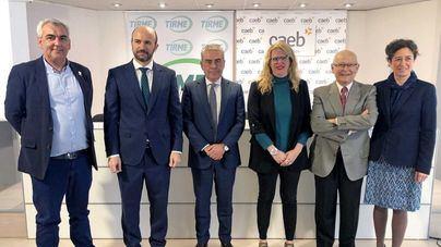 CAEB y Tirme instan a las pymes a que fomenten el desarrollo sostenible en sus negocios