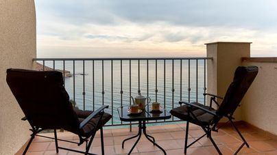Las pernoctaciones en apartamentos turísticos de Baleares caen un 7 por ciento en enero