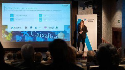 CaixaBank refuerza la proximidad y la transparencia con sus accionistas de Baleares
