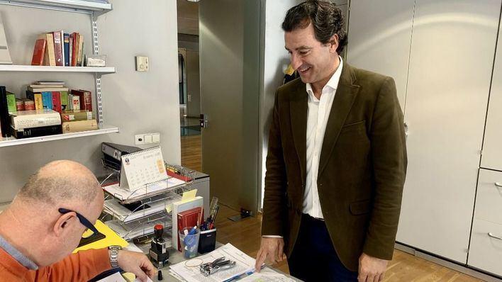 Company exige a Sánchez medidas urgentes para reparar los daños de Gloria antes de la temporada turística
