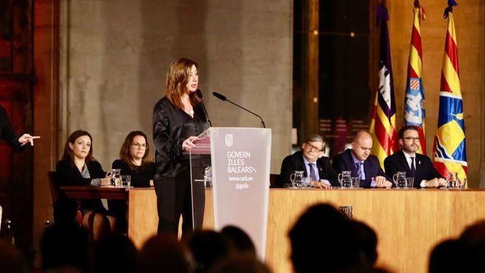 Armengol pide que el Estado responda a la España vacía