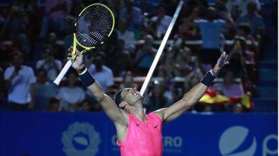 Nadal gana en Acapulco y suma el título 85 de su carrera