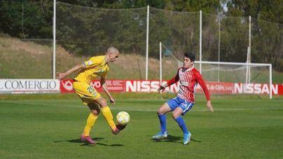 Tropiezo del Atlético Baleares frente al Sporting B