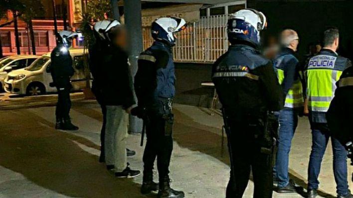 Cuatro menores detenidos por varios robos con violencia en el Paseo Marítimo de Palma