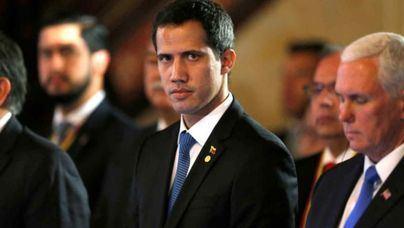 Guaidó denuncia un ataque armado de simpatizantes del presidente venezolano Maduro