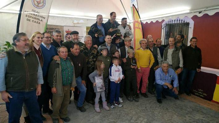 El mallorquín Antonio Pons gana el XXIII Campeonato de España de Perdiz con Reclamo