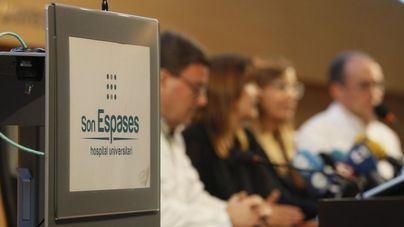 El Instituto Carlos III confirma el segundo positivo de la mujer aislada en Son Espases