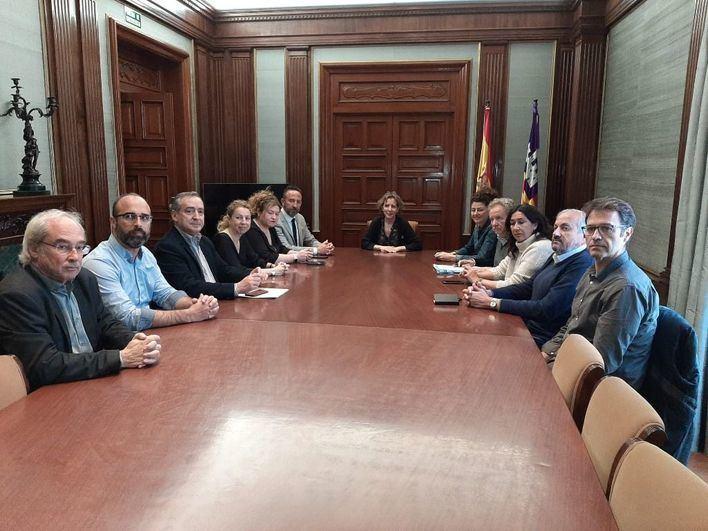 Negativa a declarar de emergencia las obras en los municipios afectados por la borrasca Gloria