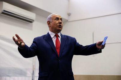 Israel vuelve a confiar en Netanyahu en las elecciones