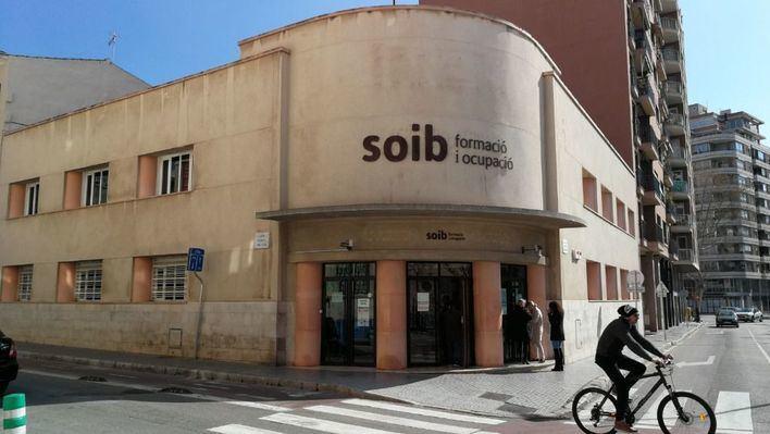 El paro interanual en Baleares bajó un 0,96 por ciento en febrero