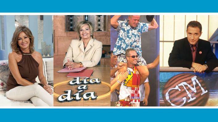 Telecinco celebra sus 30 años con el reencuentro de Ana Rosa y la Campos