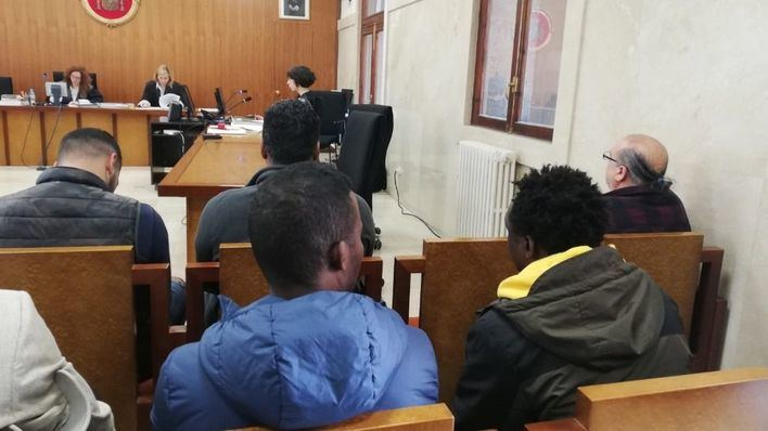 19 años de prisión para los miembros de un grupo que traficaba con droga en Magaluf