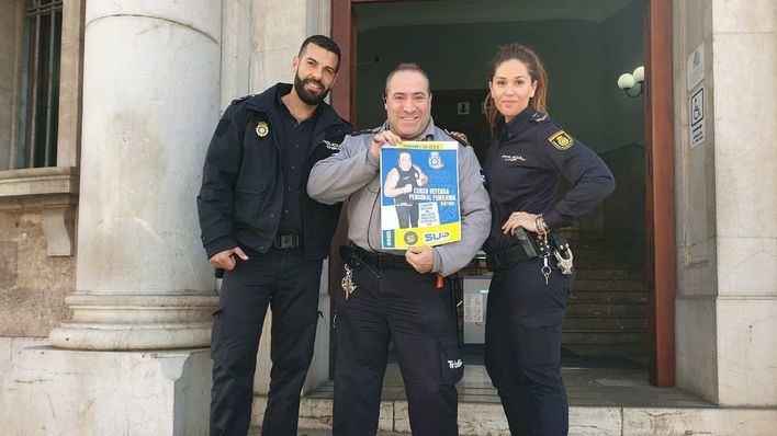 La Policía Nacional celebra en Baleares el Día de la Mujer