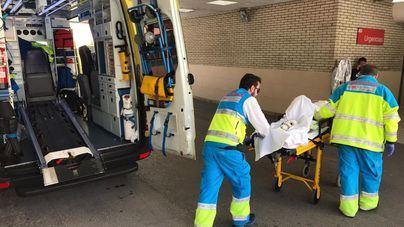 Muere una anciana por coronavirus en un centro de mayores de Madrid y se contagian 19 personas