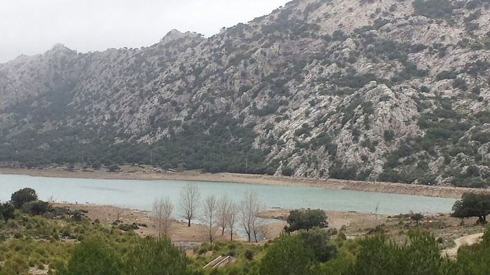Las reservas hídricas de Baleares están al 70 por ciento