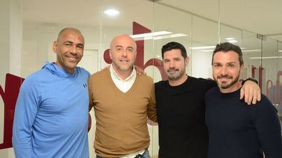 Mallorca Legends alza la copa de la Champions League de la solidaridad