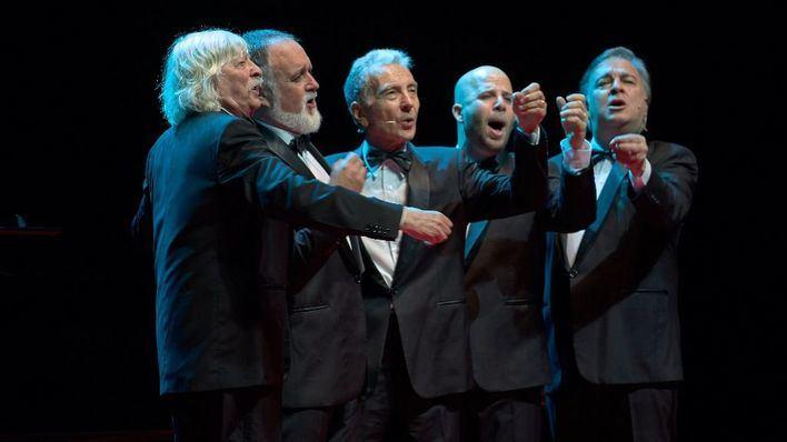 Les Luthiers visitarán el Auditorium en noviembre con 'Viejos Hazmerreíres'