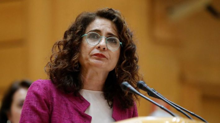 La ministra Montero pide a las empresas que faciliten el teletrabajo