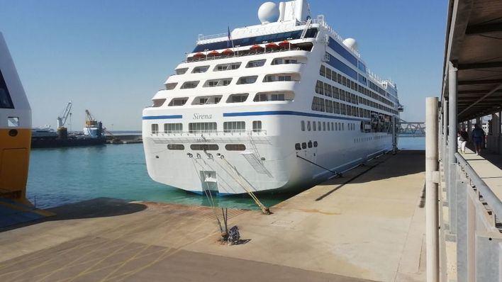 Autoridad Portuaria modifica el sistema de reservas de atraque de cruceros