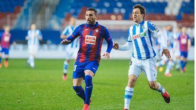 La derrota del Eibar ante la Real Sociedad allana el camino de la permanencia para el Mallorca
