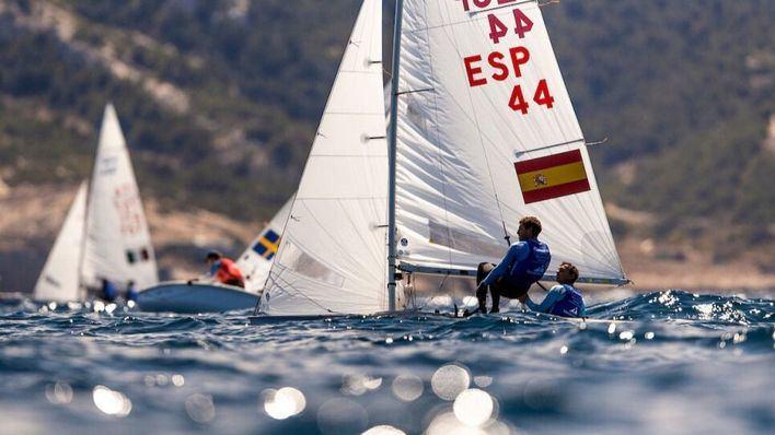 Cita con la vela internacional en Palma con el campeonato del mundo de la clase olímpica