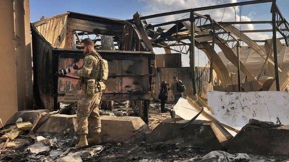 Tres militares occidentales mueren en un ataque contra una base en Irak