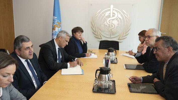 La OMT y la OMS intensifican la cooperación contra el Covid-19