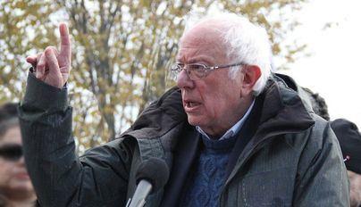 Sanders reduce distancias con Biden en las primarias demócratas de EEUU