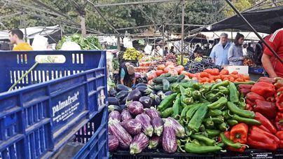 Unió de Pagesos quiere que se mantengan los mercados de producto agrícola local