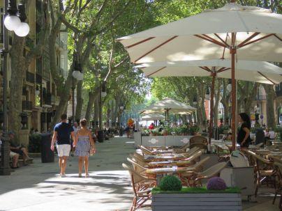 Sin noticia de ayudas municipales a las terrazas de Palma