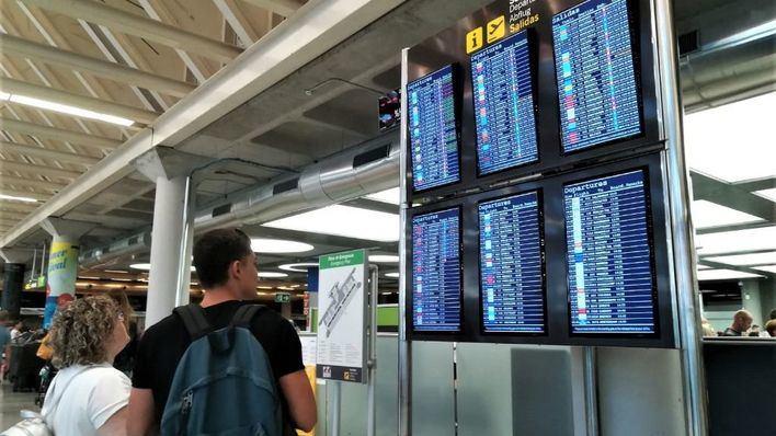 El Aeropuerto de Palma gana un 2,4 por ciento de viajeros en febrero