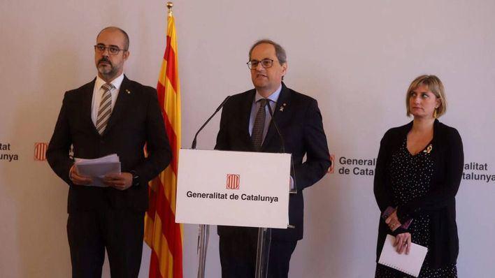 Cataluña, cerrada y aislada a partir de la medianoche para frenar el coronavirus