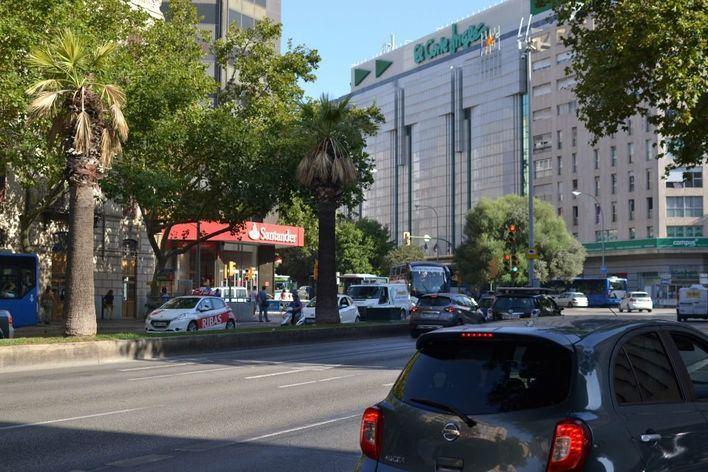 El Corte Inglés cierra los centros de Palma y solo mantiene abiertos los supermercados