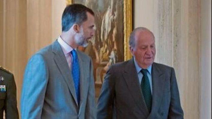 Felipe VI renuncia a su herencia personal y elimina la asignación oficial a Don Juan Carlos