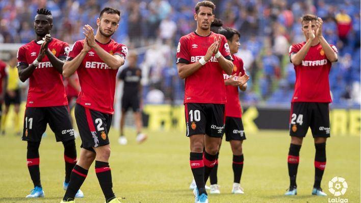 El Mallorca suspende sus entrenamientos