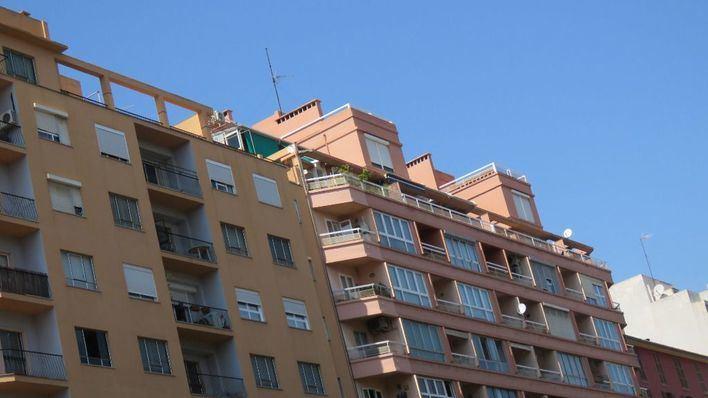 La compraventa de pisos cae un 8,8 por ciento en Baleares