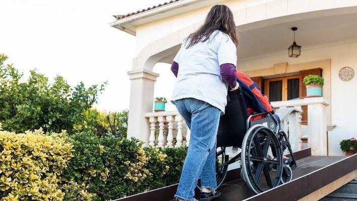 El personal de ayuda a domicilio exige medidas de protección adecuadas por el coronavirus