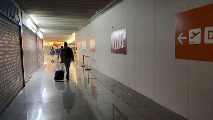 Cancelados 62 vuelos en los aeropuertos de Baleares