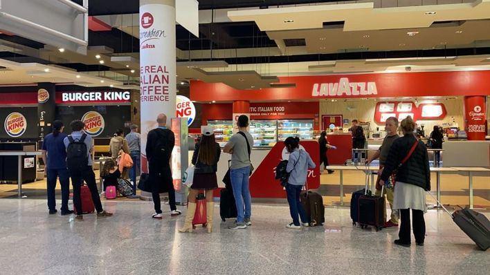 Fletan 25 vuelos para repatriar ciudadanos extranjeros desde Baleares