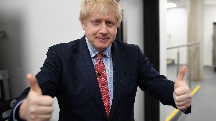 Johnson pide ahora