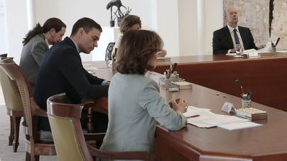 Primer Consejo de Ministros virtual de la historia de España