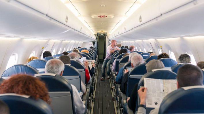 Aerolíneas europeas piden recortar temporalmente los derechos de los pasajeros